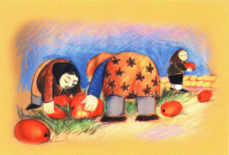 pietro galeoto pomodori - un popolo di formiche