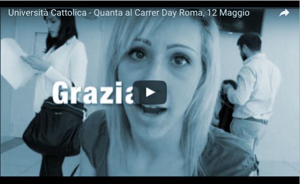 video cv di Pietro Galeoto