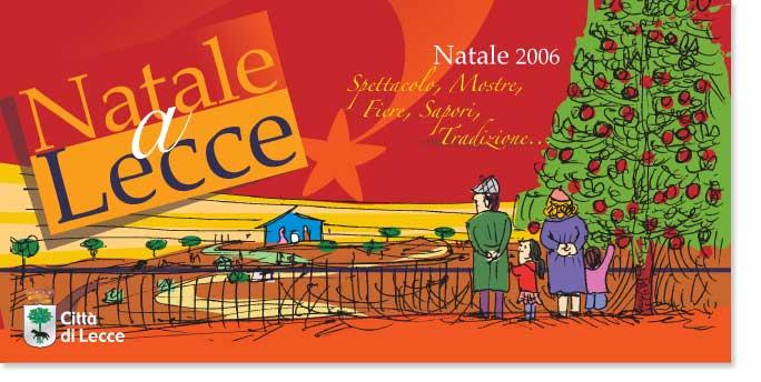 Eventi città di Lecce: Natale a Lecce