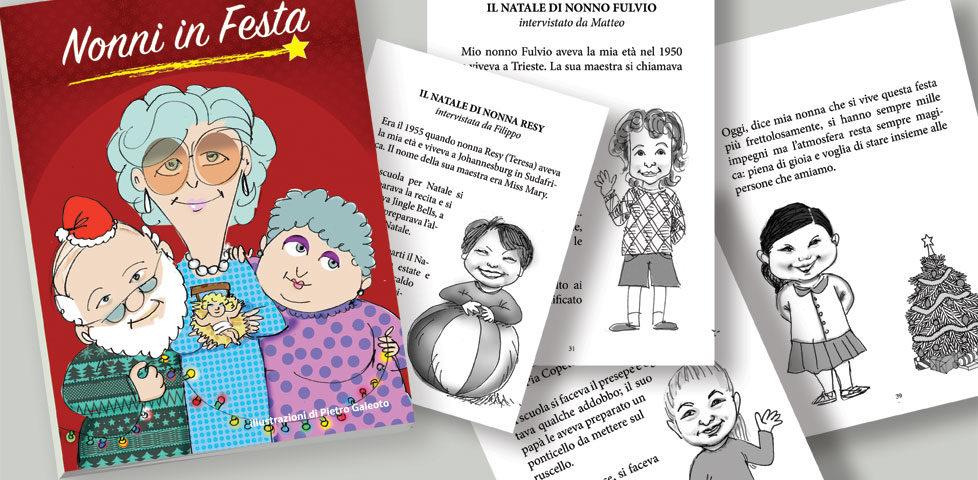 Libro trieste Montessori illustrazioni