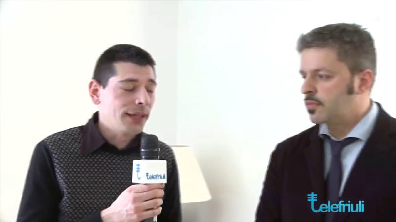 Pietro Galeoto intervista a Telefriuli